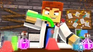 Minecraft Labs - The Mad Scientist !?