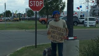GRAND FORKS PANHANDLERS: $500 A Day?