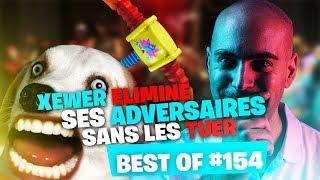 BEST OF SOLARY FORTNITE #154 ► XEWER ELIMINE SES ADVERSAIRES SANS LES TUER