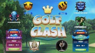 Golf Clash - Tour 8 & Tour 9