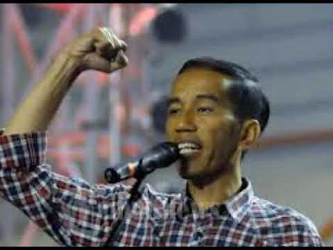 Jokowi-Indonesia Next President-To The Sky!