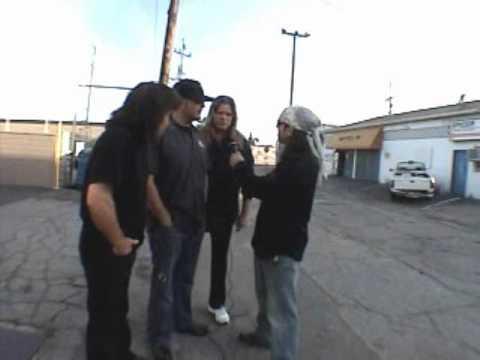 Entrevista con Dio Disciples Simon Wright, Ripper Owens, Craig Goldy