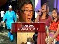 UNTV: C-News (August 21, 2017)