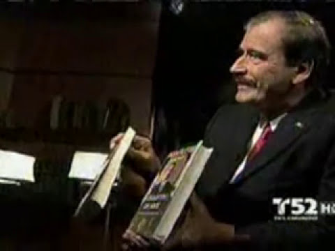 Vicente Fox Estalla FURIOSO vs Rubén Luengas Full Version