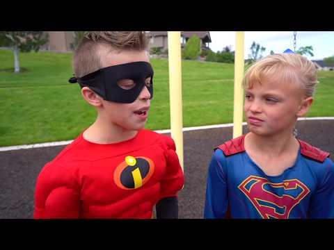 Dash vs The Flash! thumbnail