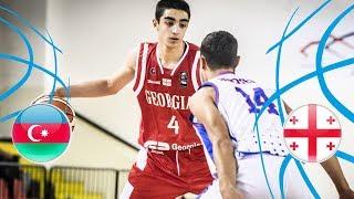 Азербайджан до 18 : Грузия до 18