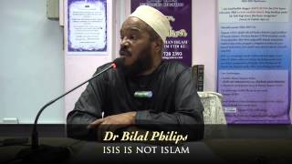 Yayasan Ta'lim: ISIS Is Not Islam [19-03-15]