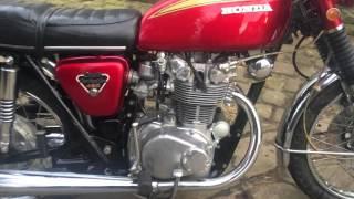 Honda CB450 DOHC For sale on eBay
