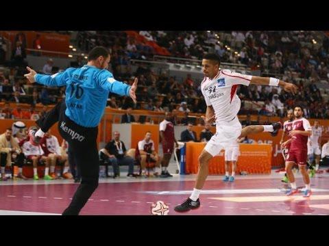 Qatar vs Austria - 1/8 final - Men's Handball World Championship 2015 - 25/01/2015