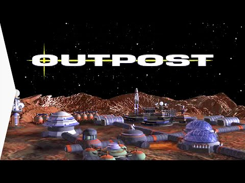 Outpost 1 â–º City-building from 1994 - Gameplay & Download - [Abandonware Adventures!]