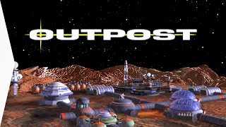 Outpost 1 ► City-building from 1994 - Gameplay & Download - [Abandonware Adventures!]