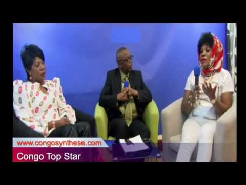 Une Heure avec JGK DANS:Congo Top Star à la recherche des talents