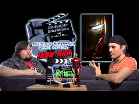 Iron Man 1 Movie Review - Armchair Directors
