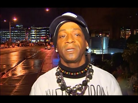 Katt Williams In Tears Announcing Retirement From Stand Up Comedy On News Tv Station! video