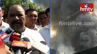 Telangana Home Minister Visits Agarwal Rubber Ltd Company    hmtv