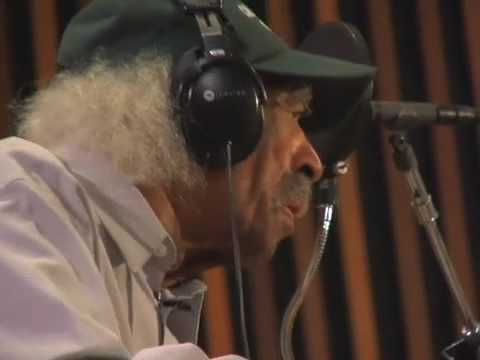 The Gerald Wilson Orchestra 'in the studio' recording 'Before Motown' from the new CD DETROIT Video