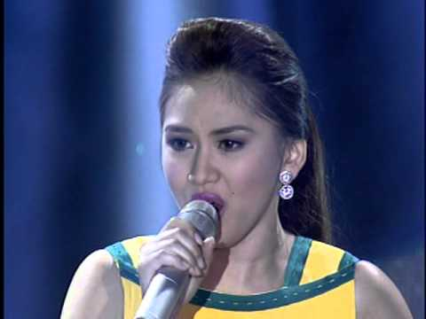 Sarah Geronimo Sings Whitney Houston's  'try It On My Own' video
