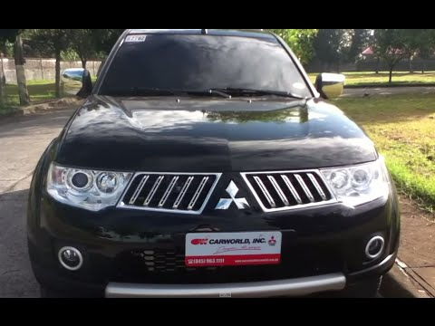 2012 Mitsubishi Montero Sport 4x2 GLS-V Review (Start Up. In Depth Tour. Engine. Exhaust)