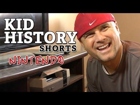 Kid History Shorts: «Nintendo» (The Roberts)