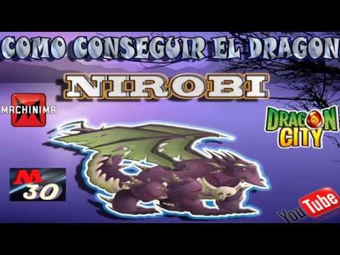 Como sacar el Dragon NIROBI 100% efectivo Dragon city 2015
