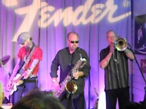Jimmie Vaughan&The Tilt a Whirl Band Fender Visitor center