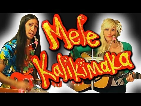 Mele Kalikimaka - Gianni and Sarah (Walk off the Earth) Music Videos