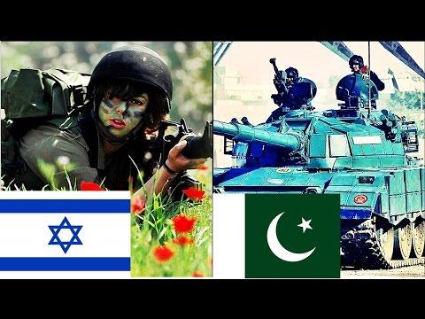 Pakistan VS Israel Military Power comparison  2016-2017