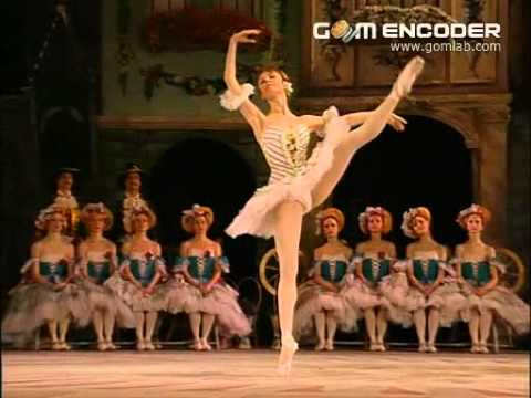Coppelia Variation - The Kirov Ballet