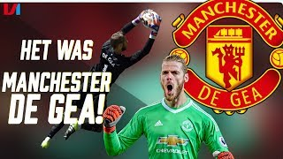 11 Reddingen In 1 Helft: De David De Gea Show!