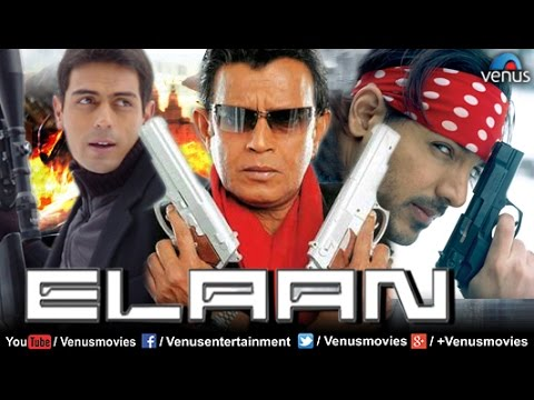 Elaan | Hindi Movies | John Abraham Movies | Bollywood Action Movies thumbnail