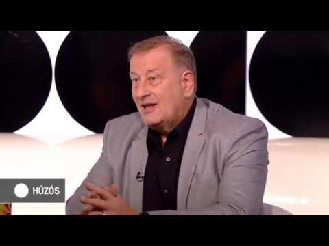 Rónai Egon beszélget Zsuráfszky Zoltánnal