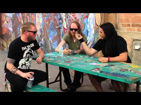 Interview with Anders & Daniel of Katatonia
