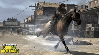 🔴 The Best Horse Of The Horses Of Apocalypse 🔴 {Red Dead Redemption Undead Nightmare Live Stream}