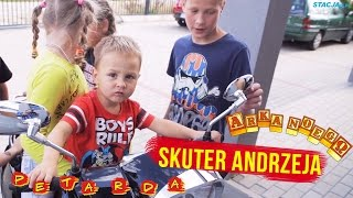 ARKA NOEGO - SKUTER ANDRZEJA