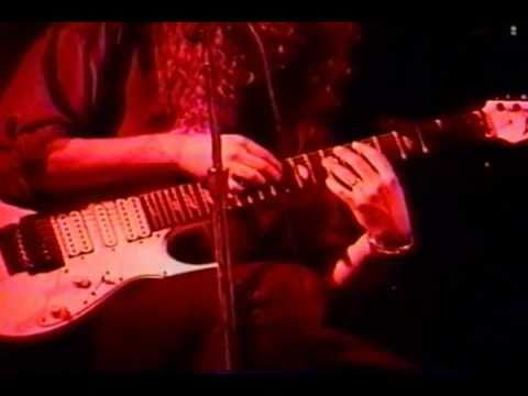 Reb Beach (Winger / Whitesnake) Live Guitar Lesson Clinic Brampton,Ont April 3, 1992 plays Ibanez