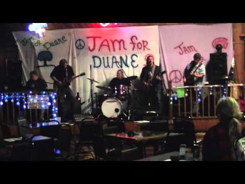 20 - Don't Keep Me Wonderin' - Jam For Duane - Open Jam - 10/29/11 Gadsden, AL