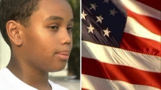 download lagu Michigan Student Refuses To Stand For Pledge Of Allegiance gratis
