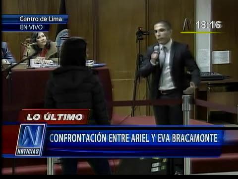 Juicio oral a Eva Bracamonte (parte 2)
