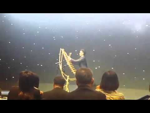 """20150914 Minh Anh Nguyen - Live in Korea - Performing Vietnamese traditional instruments """"T'rung"""""""