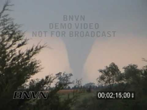 5/29/2004 Harper County Kansas Tornado Video