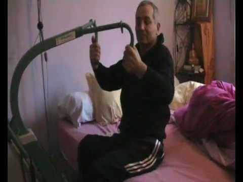 L ve personne pour transfert lit fauteuil hms vilgo patient lifting hoist - Fauteuil 2 personnes ...