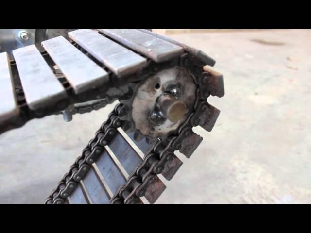 Custom R/C Ripsaw Tank Build Ep.1