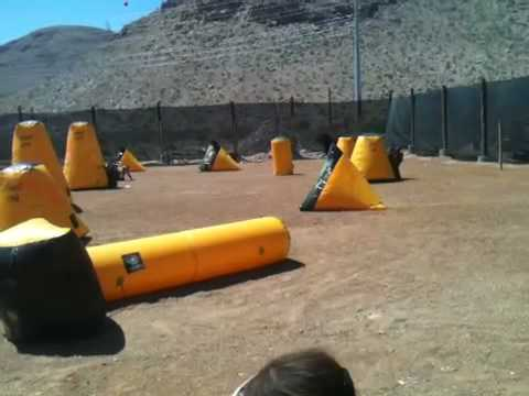 Combat zone paintball las Vegas