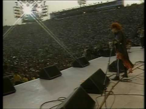 Nile Rodgers - Revolution (feat. The Thompson Twins & Madonna) (Live, 1985)