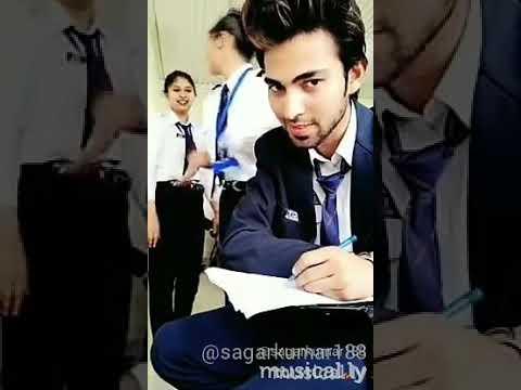 Musically sagar kumar handsome guy punajbi video song jiney mera dil luteya thumbnail