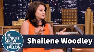 Shailene Woodley Lived in an RV for Two Months