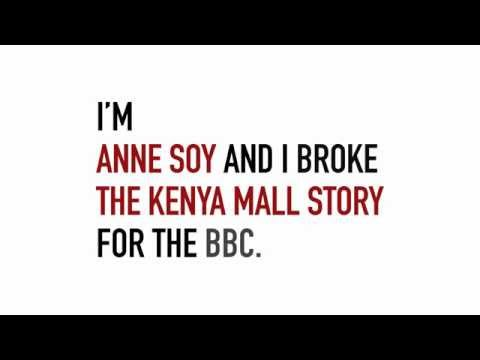 2015 PromaxBDA Europe Awards Finalist - Red Bee Creative & BBC World News - My Breaking News Moments