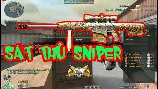 Crossfire : Sniper Cân Cả Binh Đoàn Kênh 2 Luôn | Huy Hai Huoc