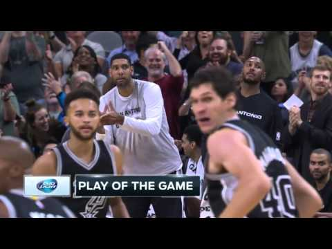 Boban Marjanovic Welcome to NBA(First Game Highlight)