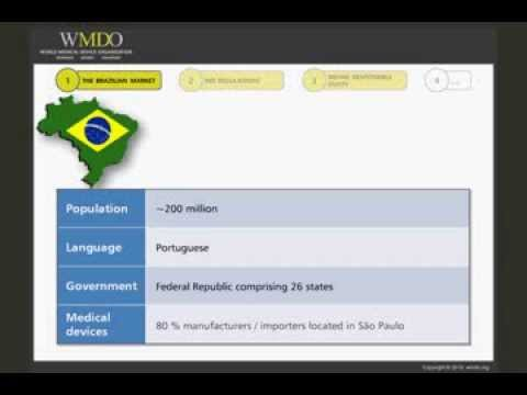 Registration Process for Medical Devices in Brazil